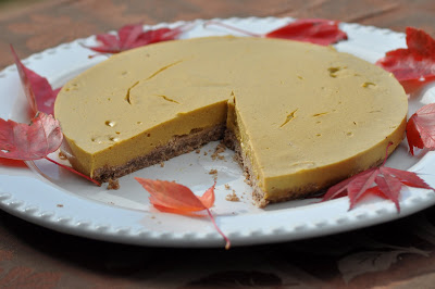Gluten-Free Vegan Pumpkin Cheesecake Nourishing Meals