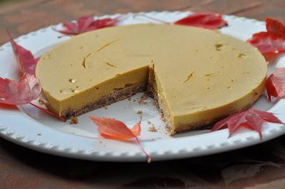 Gluten-Free Vegan Pumpkin Cheesecake Nourishing Meals