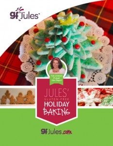 Gluten-Free Holiday Baking eBook gfJules