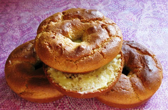 Grain-Free Dairy-Free Paleo Bagels Laura's Gluten-Free Pantry