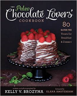 Paleo Chocolate Lovers' Cookbooks Kelly Brozyna