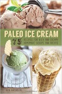 Paleo Ice Cream Ben Hirshberg