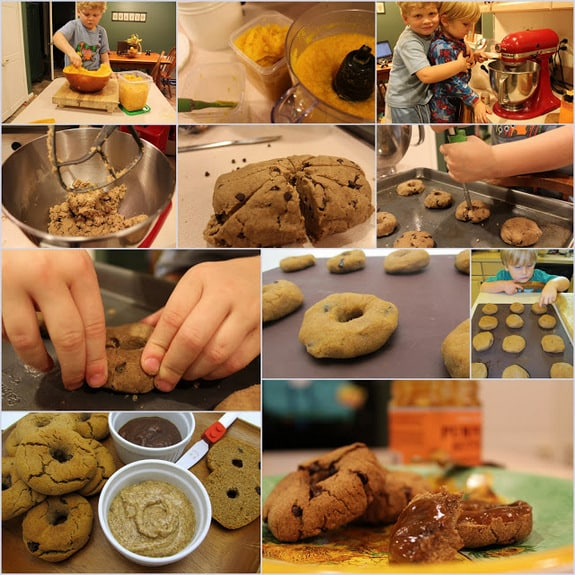 Gluten-Free Dairy-Free Paleo Cinnamon Raisin Bagels and Paleo Mini Pumpkin Bagels The Paleo Parents