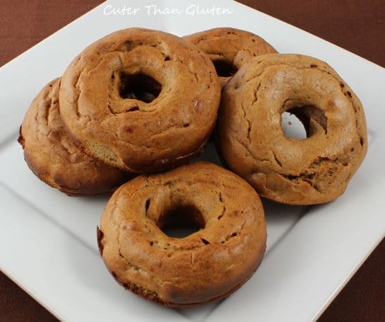 Gluten-Free Grain-Free Pumpernickel Bagels Cuter Than Gluten