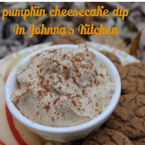 Gluten-Free Vegan Pumpkin Cheesecake Dip In Johnna's Kitchen