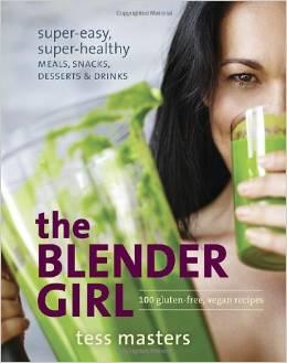 The Blender Girl Tess Masters