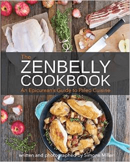 Zenbelly Cookbook Simone Miller