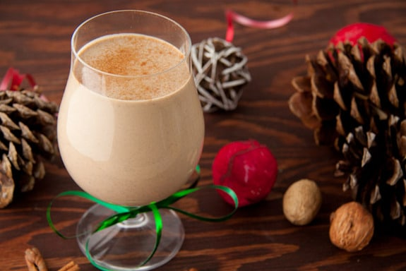 Dairy-Free Eggnog Healthful Pursuit