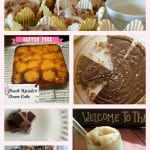 GFE Breakfast and Dessert Recipes from Last Year