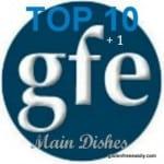 Top GFE Main Dish Recipes from Last Year and a Bonus Five