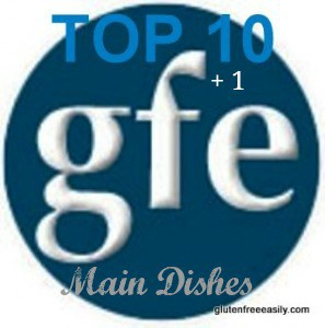 Top 10 GFE Main Dishes Gluten Free Easily