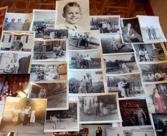 Collage Dad Oldest Photos Gluten Free Easily