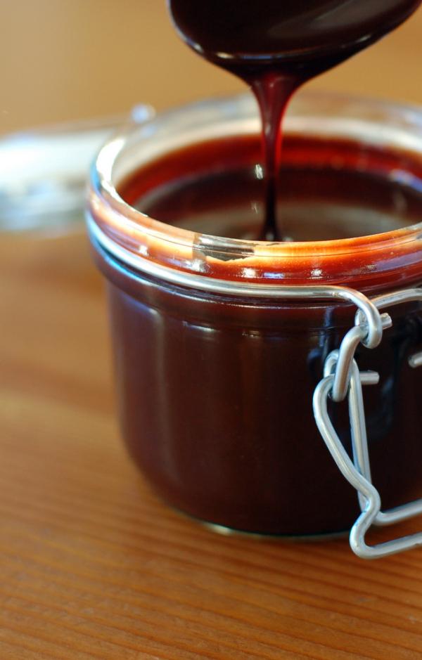 Gluten-Free 10-Minute Chocolate Sauce Free Eats