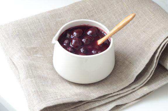 Gluten-Free Cherry Berry Sauce Elana's Pantry