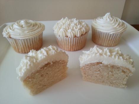 Gluten-Free Dairy-Free Vanilla Cupcakes The Gluten- and Dairy-Free Bakehouse