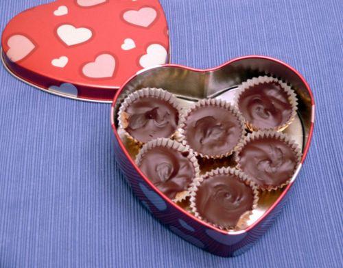 Gluten-Free Hazelnut Buttercups Gluten Free Goodness