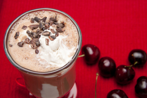 Gluten-Free Hot Chocolate Float Healthful Pursuit
