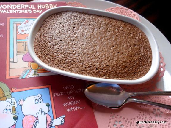 Gluten-Free Molten Un-Molten Chocolate Cake Gluten Free Easily