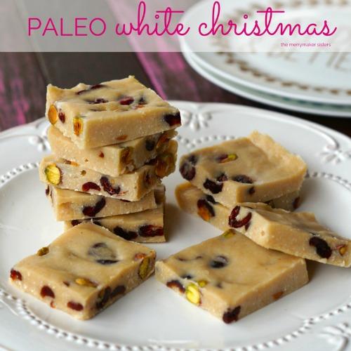 Gluten-Free Paleo White Christmas Zenbelly