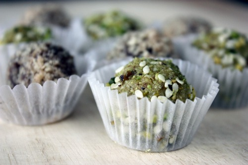 Gluten-Free Pistachio Sesame Truffles Tasty Eats At Home