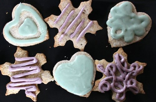 Grain-Free Sugar Cookies Predominantly Paleo