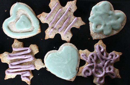 Grain-Free Sugar Cookies Predominantly Paleo
