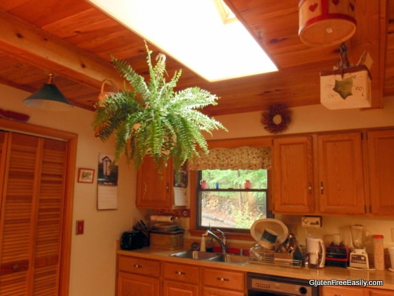 Kitchen Ceiling Gluten Free Easily