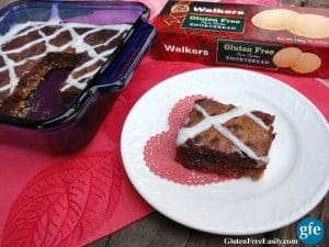 Gluten-Free Salted Caramel Shortbread Brownies Gluten Free Easily