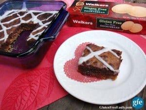Gluten-Free Salted Caramel Shortbread Brownies Gluten Free Easily