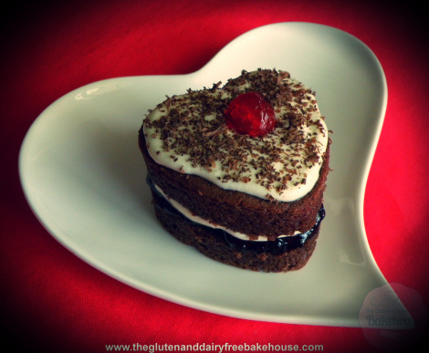 Gluten-Free Black Forest Hearts The Gluten- and Dairy-Free Bakehouse