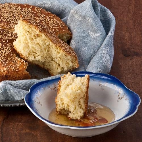 Gluten-Free Challah for Rosh Hoshanah