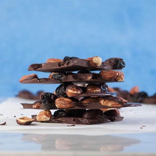 Gluten-Free Chocolate Cherry Hazelnut Bark Gluten Free Canteen