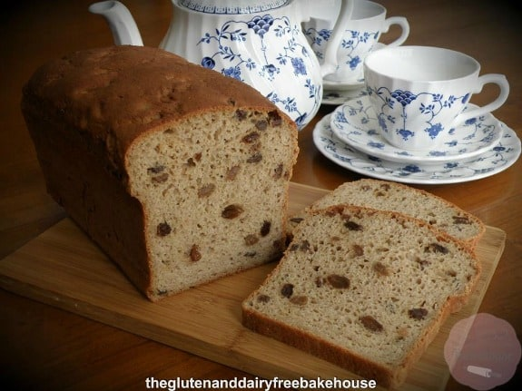 Gluten-Free Cinnamon Bread The Gluten- and Dairy-Free Bakehouse