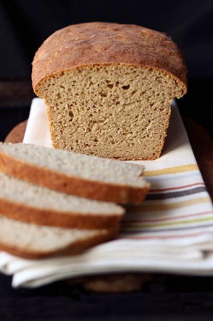 Gluten-Free Classic Sandwich Bread Tasty Yummies