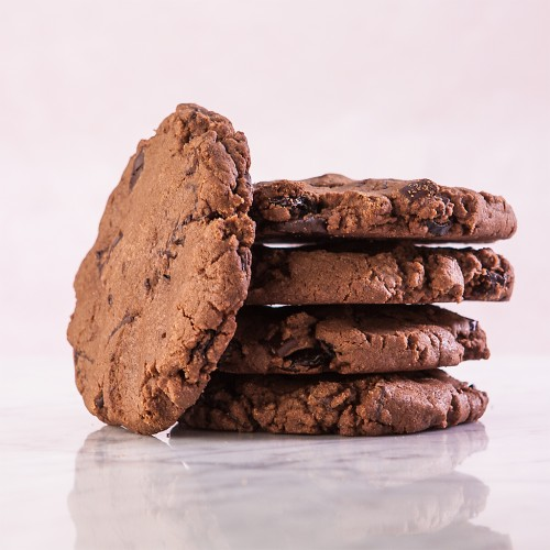 Gluten-Free Double Chocolate Cherry Chip Cookies Gluten Free Canteen