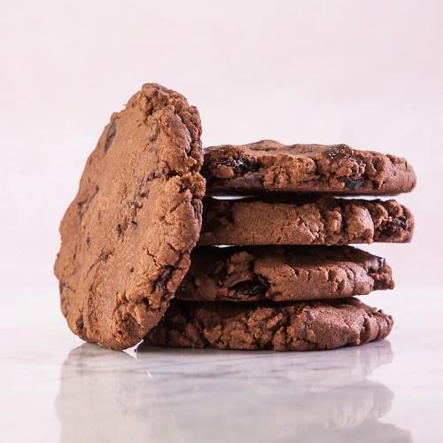 Gluten-Free Double Chocolate Cherry Chip Cookies Gluten Free Canteen