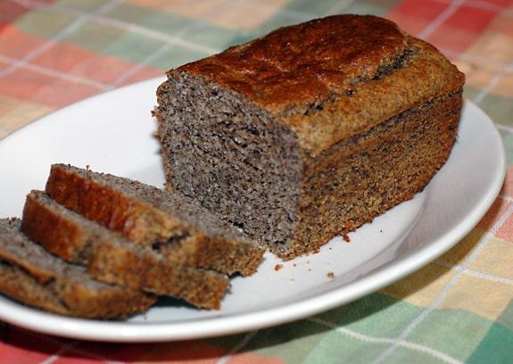 Gluten-Free Dark Rye Bread Elana's Pantry