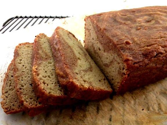 Gluten-Free Grain-Free Cinnamon Swirl Bread GAPS Diet Journey