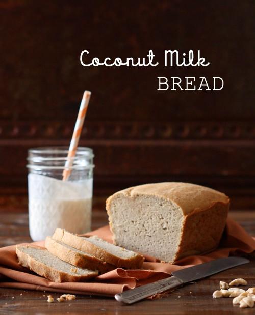 Gluten-Free Grain-Free Coconut Milk Bread The Spunky Coconut