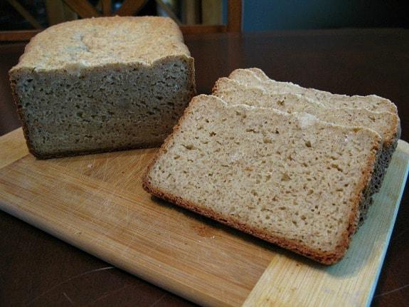 Gluten-Free Grain-Free Nut-Free Yeast Paleo Bread The Paleo Mom