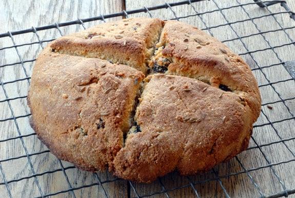 Gluten-Free Irish Soda Bread Elana's Pantry