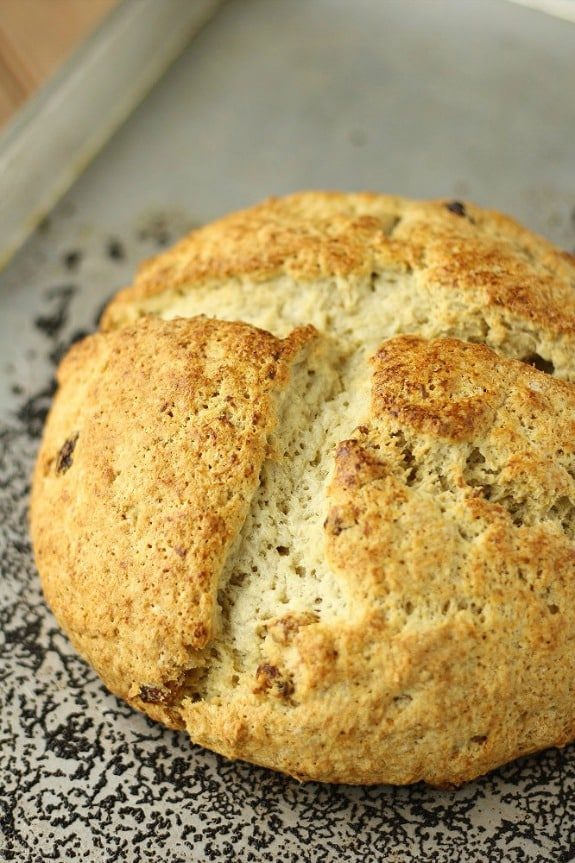 Gluten-Free Irish Soda Bread No Gluten No Problem