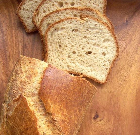 Gluten-Free Loaf Bread Free Range Cookies