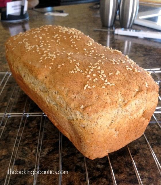Gluten-Free Millet Sandwich Bread The Baking Beauties