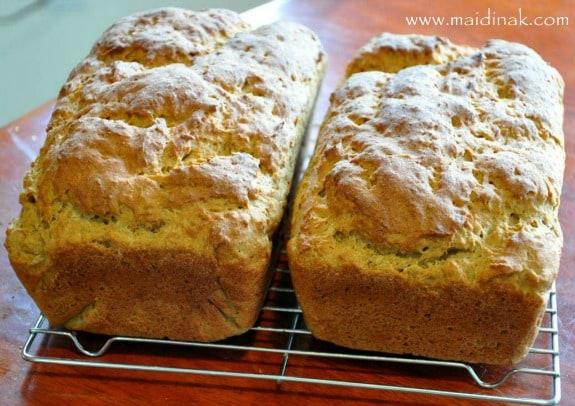Gluten-Free Multigrain Bread V2 Allergy-Free Alaska