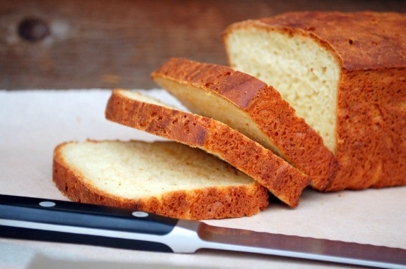 Favorite Gluten-Free Sandwich Bread Recipe