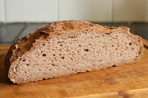 Gluten-Free One-Step Sourdough Bread Gluten-Free Gourmand
