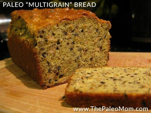 Gluten-Free Paleo Multigrain Bread The Paleo Mom