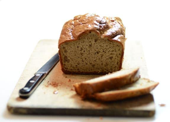 Gluten-Free Paleo Rochel's Cashew Bread Elana's Pantry