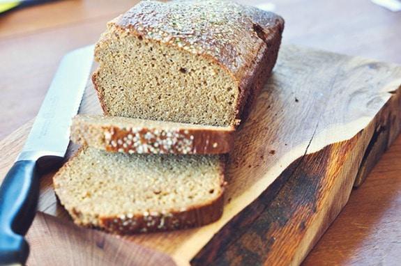 Gluten-Free Paleo Sandwich Bread Guilty Kitchen